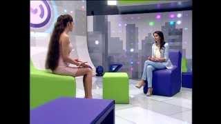Елизавета Голованова в гостях