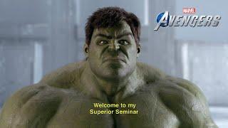 Marvel's Avengers: Superior Seminars - Hulk