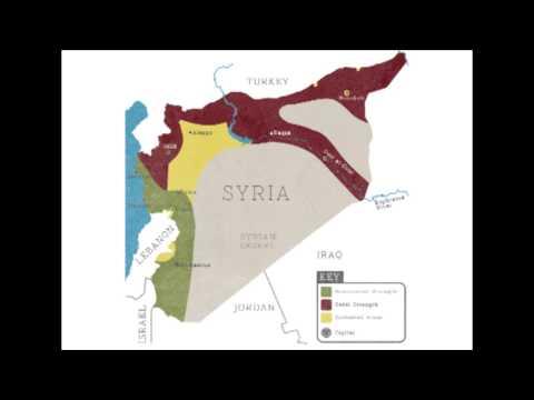 Nick Forrest Syria Interview