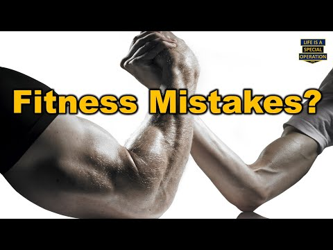 Worst Fitness Mistakes Ever