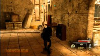 Alpha Protocol Gameplay (X360)