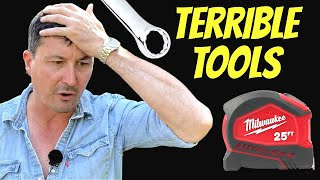 10 AMAZINGLY Bad Tools You Probably Own