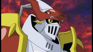 A primeira transformação de DUKEMON - Digimon Tamers