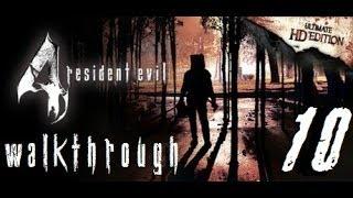 Resident Evil 4 Ultimate HD Edition PC - Walkthrough [Part 10] - Garrador
