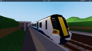 ROBLOX Stepford County Railways Train Spotting #2