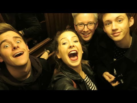 Troye, Tyler & Connor Take Over Brighton