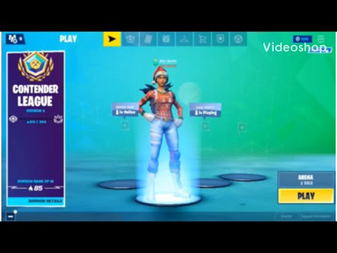 How To Change Your Name On Mobile Fortnite