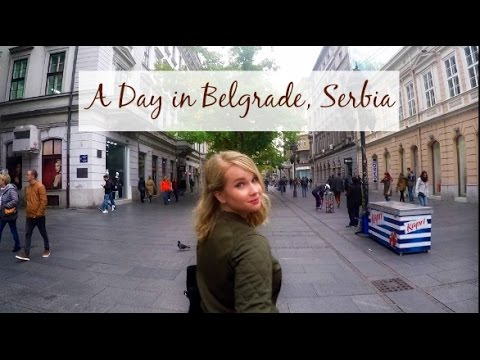 Belgrade Serbia | Travel Vlog 2016
