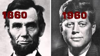 Extrañas coincidencias entre Lincoln y Kennedy.