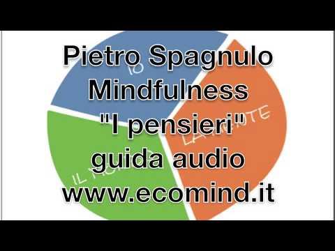 Guida audio mindfulness: meditazione dei pensieri