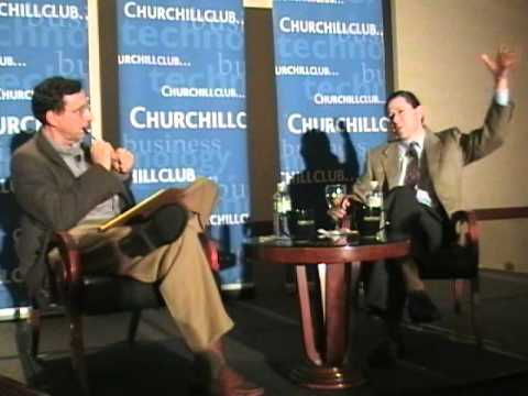 Churchill Club: an evening with Jonathan Schwartz, CEO of Sun Microsystems