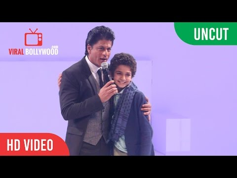 UNCUT - Shahrukh Khan Launches D'Decor's Digital App   Fun, Masti, Comedy