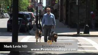 "Protection Dogs By Cpi (mark Levin Md, ""trajan"" & ""quintus"")"