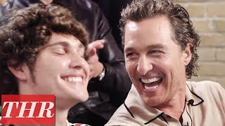 Matthew McConaughey Talks Working with Newcomer Richie Merritt in 'White Boy Rick' | TIFF 2018