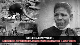 Ncendie à Beau-Vallon L'espoir De 17 Personnes Issues D'une Famille Qui A Tout Perdu