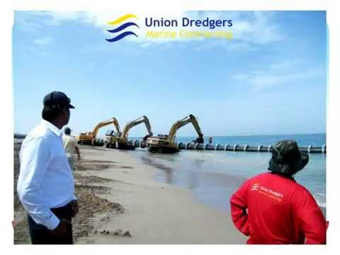 union dredgers and marine contracting