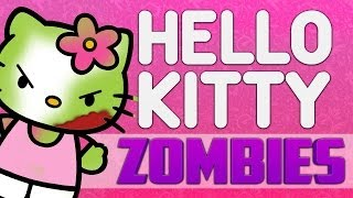 hello kitty call of duty zombies zombie games