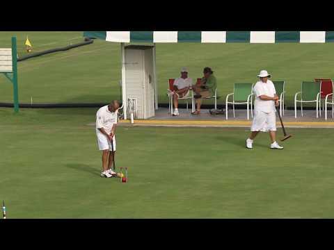 Croquet:US GC Nationals 2016, Singles Semifinal