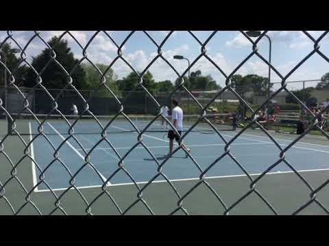 2018 #1 Doubles State Finals Manchester vs Newton County Academy