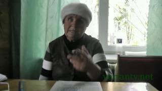 Мама Ганни Герман обирає між Шкляром і Батенком
