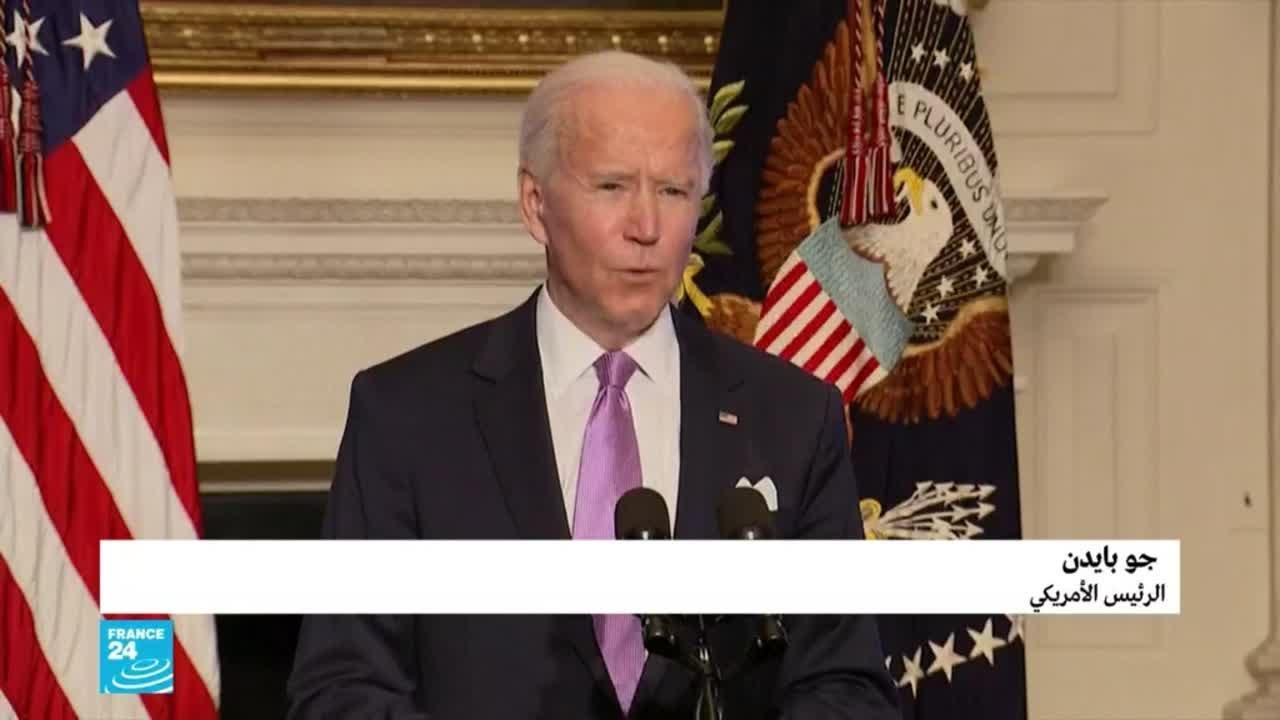 بايدن يحظى بدعم حكام الولايات الأمريكية في -حربه- لوقف انتشار فيروس كورونا  - 13:00-2021 / 1 / 27