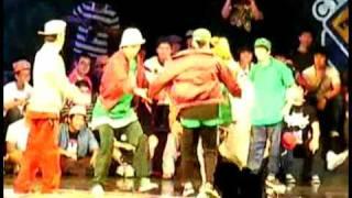 Jinjo Crew vs Maximum Crew - Cyon Bboy Championship 2008