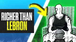 The richest NBA Player that NO ONE talks About - WHY?!