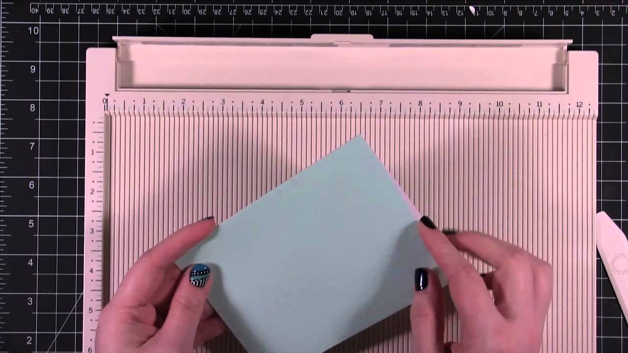 Card Making and Paper Crafting Quick Tip - Martha Stewart ...