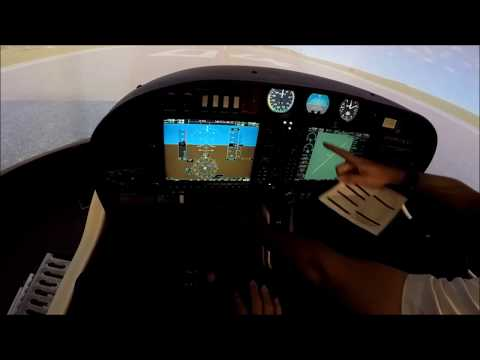 """第一人稱視角全紀錄"" APEX Flight Academy - Level 5 DA-40 NG Flight simulator"