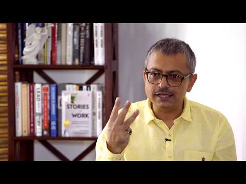 Connection Story from the book - Stories at Work by Indranil Chakraborty Founder of StoryWorks