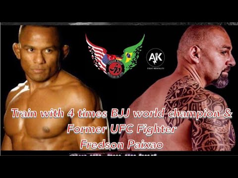 💥 Fight Mentality PFS Train With 4 Times BJJ World Champion & Former UFC Fighter Fredson Paixao 💥