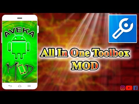 All In One Toolbox Apk [MOD] Latest V8.1.5.8.9