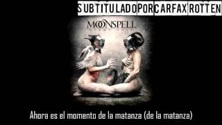 Moonspell - Love Is Blasphemy (Subtitulado En Español)