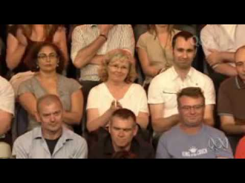 Atheist Richard Dawkins vs a Panel of idiots