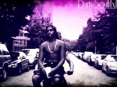 Asap Rocky - Purple Swag (Slowed & Chopped By DurtySoufTx1) (DOWNLOAD)