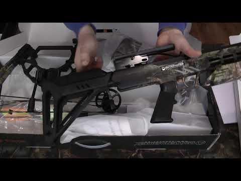 Арбалет блочный Ek Archery Жнец 410 - Внешний вид
