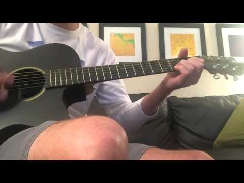 Guitar Lesson: Wilco - Red-eyed and Blue