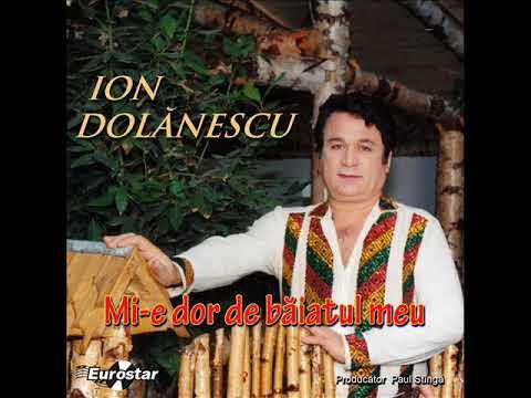Ion Dolanescu Mi e dor de baiatul meu