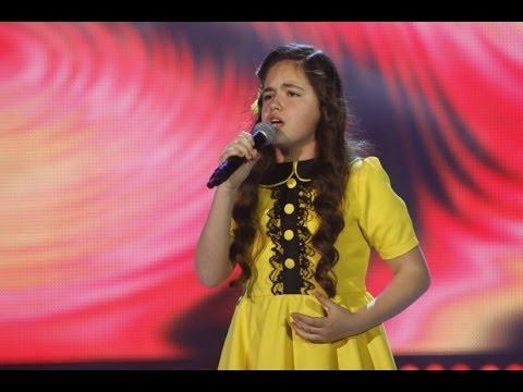 "Gaia Cauchi - Jennifer Hudson - ""And I Am Telling You I'm Not Going"" - Next Star"