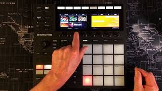 Maschine MK3 - Getting Started Tutorial For Absolute Beginners