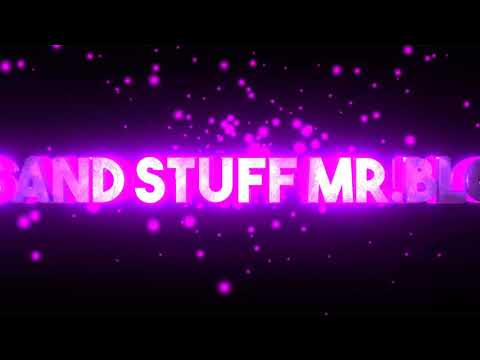 интро для канала игры and stuff mr.Blogman