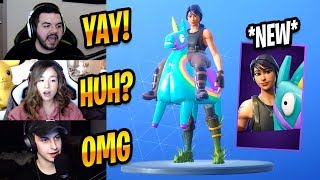 STREAMERS REACT TO *NEW* YEE-HAW SKIN - Fortnite Best Moments & Fortnite Funny Moments #223