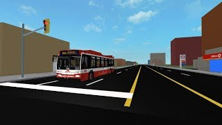 TTC Orion VII NG HEV 1660 ~ 985A Sheppard East Express (Roblox TTC Captures)