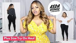 Plus Size | George Asda Spring Try On Haul | Edee Beau