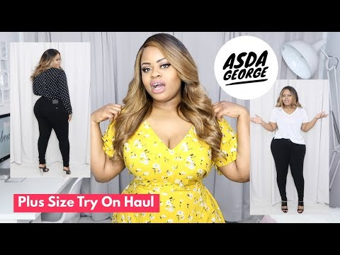 Plus Size | George Asda Spring Try On Haul | Edee Beau