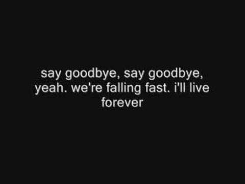 Aiden: Goodbye We're Falling Fast