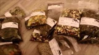 Paket auspacken / Hasenhaus im Odenwald :) / Kooperation !