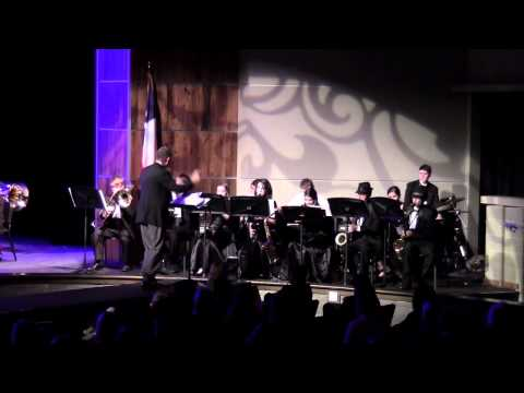 College Station HS Jazz Band 2013-14: