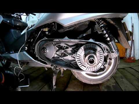 Ремонт Honda Silver Wing 600