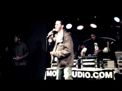 Yoann Fréget : SOUL-HIP HOP Freestyle @ CANADA - Toronto - Beat Lounge Showcase (nov 2010)